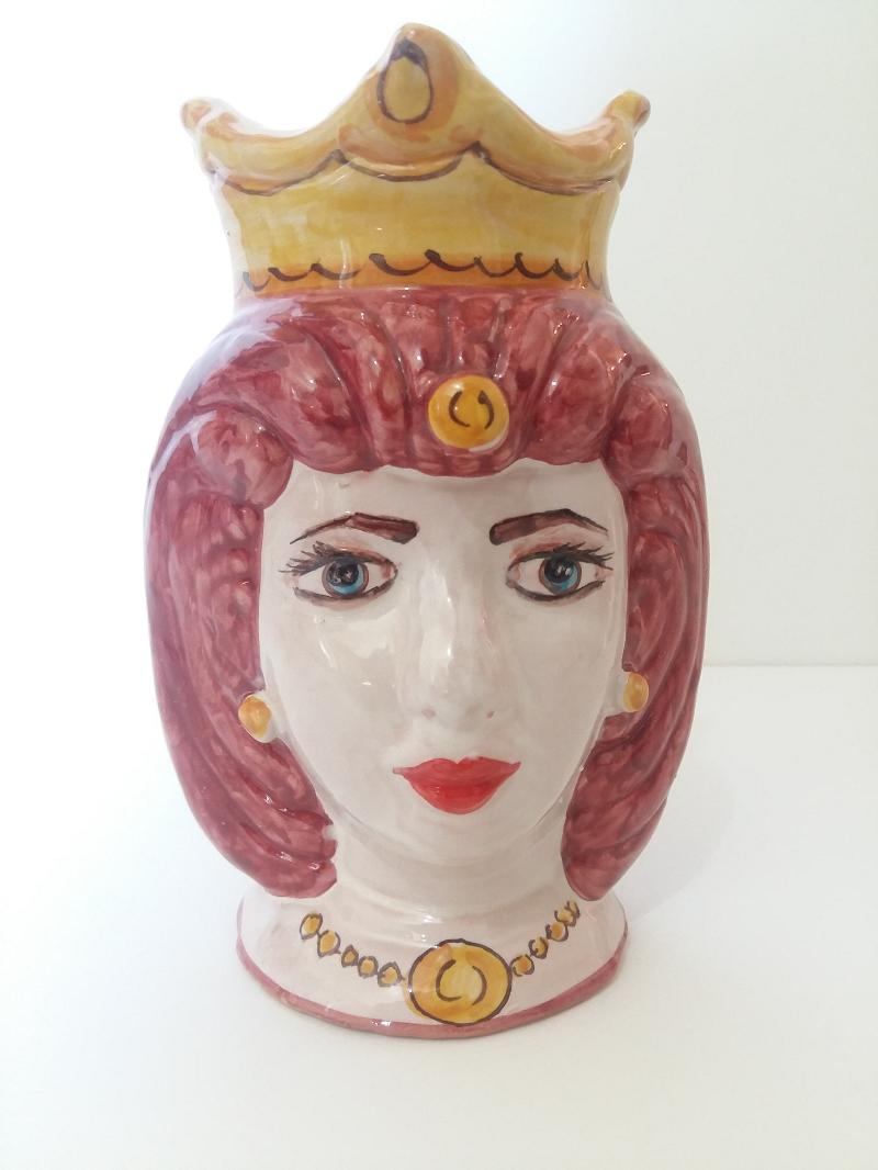 Head-of-a-moorish-Woman-in-Amaranth