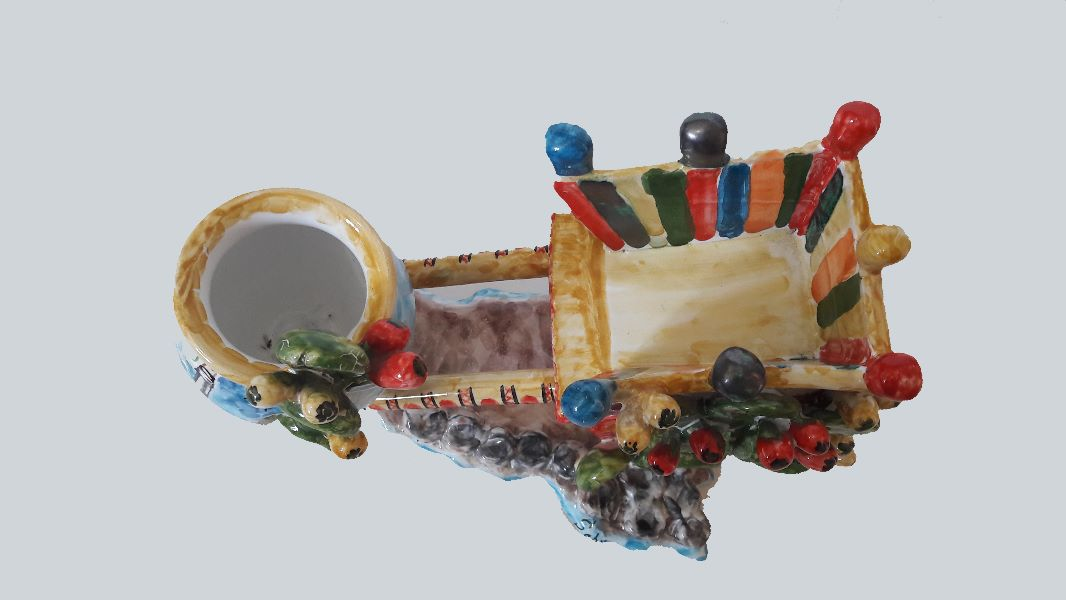 The-Sicilian-cart-with-prickly-pear
