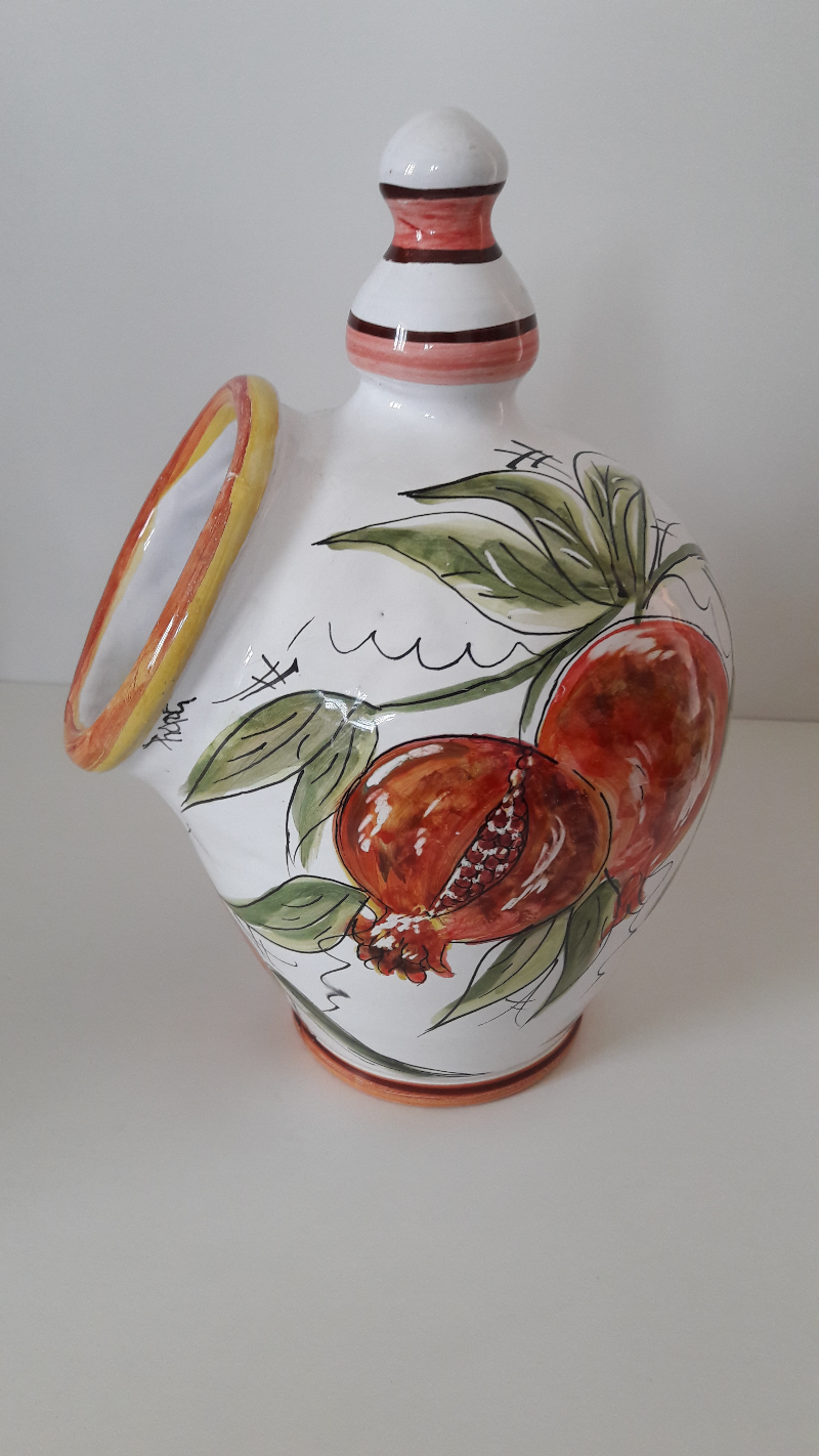 The-Salt-Shaker-Decorated-With-Pomegranates