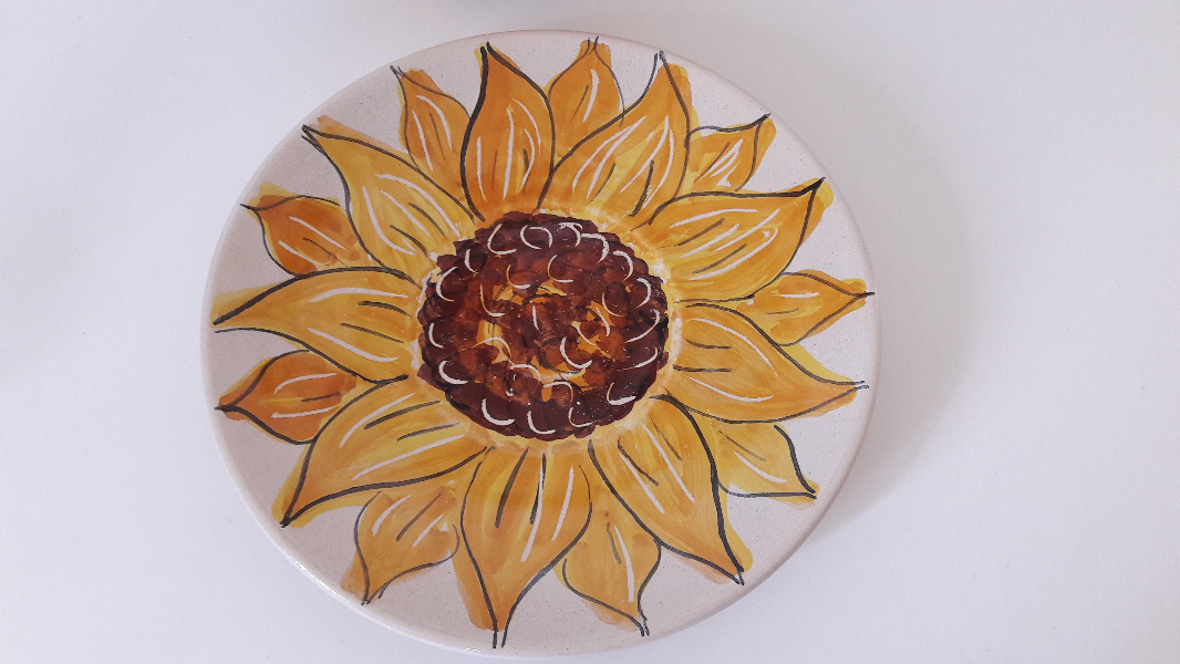 Cup-Decorated-Breakfast-Sunflower-