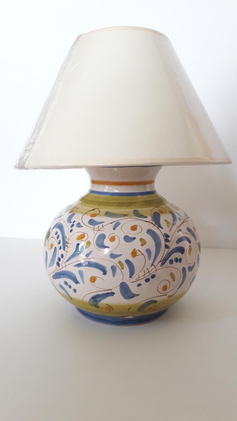 Base-Lampada-Decorata-Ornato-Antico